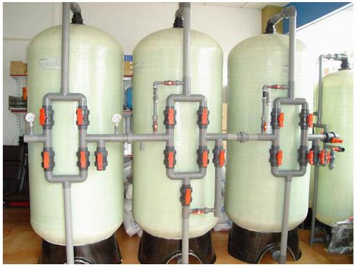 万泉达集团水质净化处理