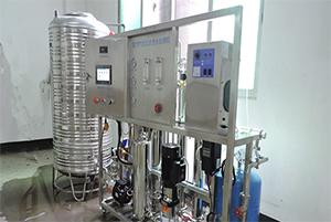 0.5吨高配置纯水设备