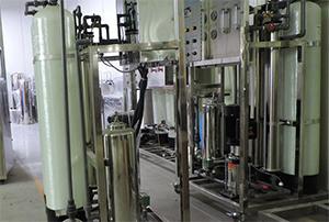 0.25吨反渗透纯水设备